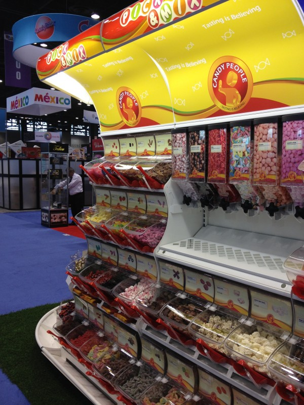IMG 2364 e1369905040391 Akriform at the Sweets & Snacks Expo in Chicago   Akriform