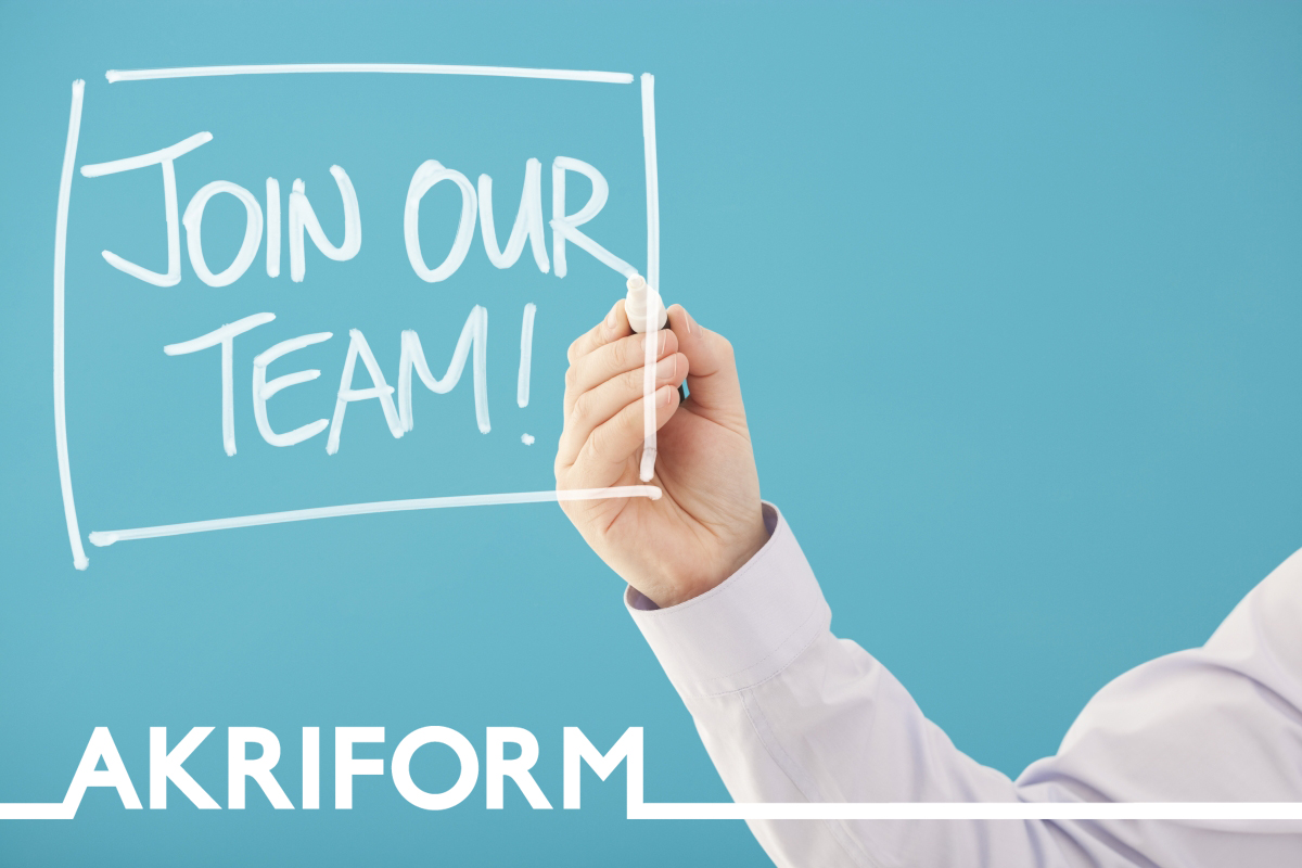 Join our team (med logotyp)