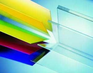 Plastic materials- acylic (Plexiglas), polycarbonate (PC) , PVC, PET, etc by Akriform