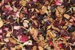 Akriform bulk retailing: loose tea leaf bulk container