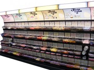 Quickbox Pick & Mix display