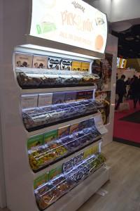 Quickbox candy display