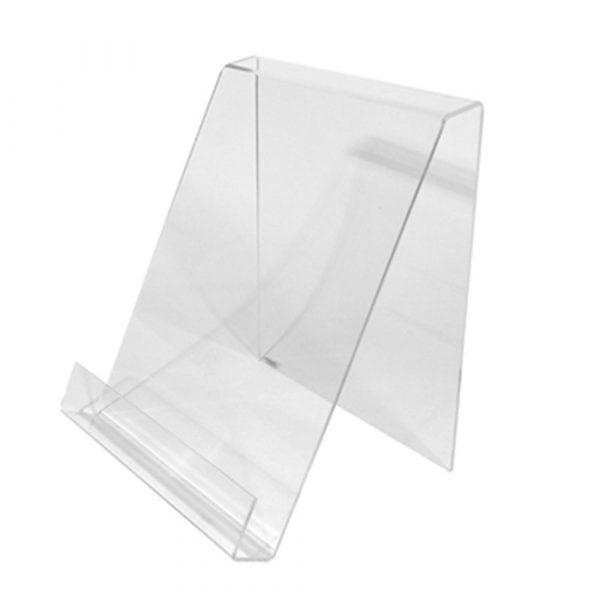 Enkelt broschyrställ för bord