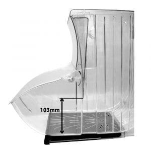 17214 Quickbox isticksskiva lättrullade produkter
