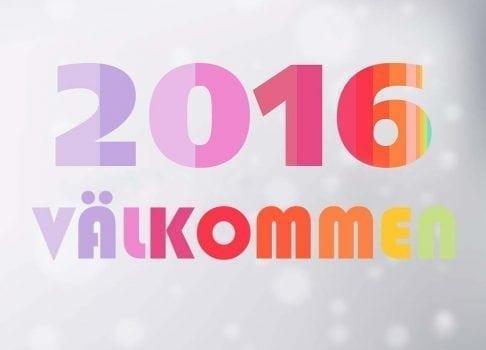 Välkommen 2016