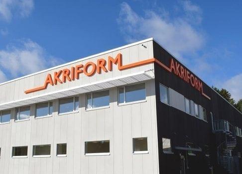 Akriform office