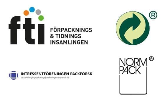 FTI, Gröna punkten, Normpack