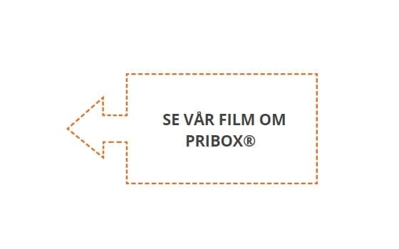 Se vår film om Pribox