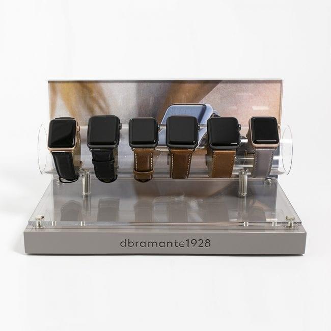 Display för klockarmband till dbramante1928
