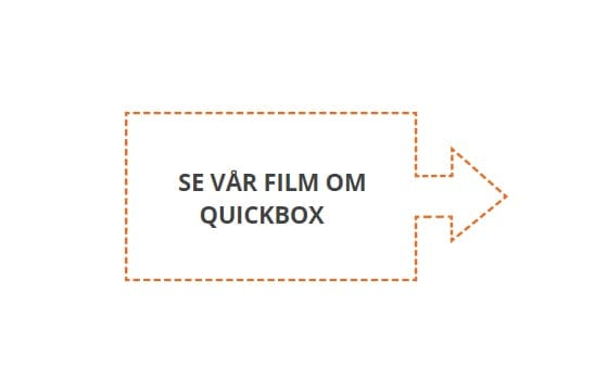 Se vår film om Quickbox godisburk