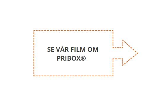 Se vår film om Pribox® godisburk