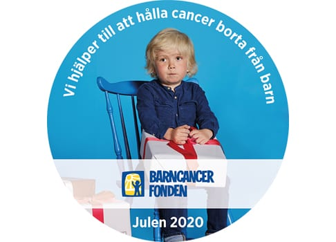 Barncancerfonden julen 2020